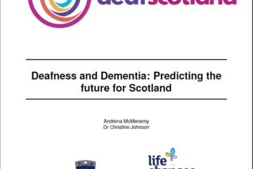 Deafness and Dementia Report